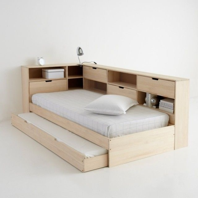 Bed Stand with Shelve