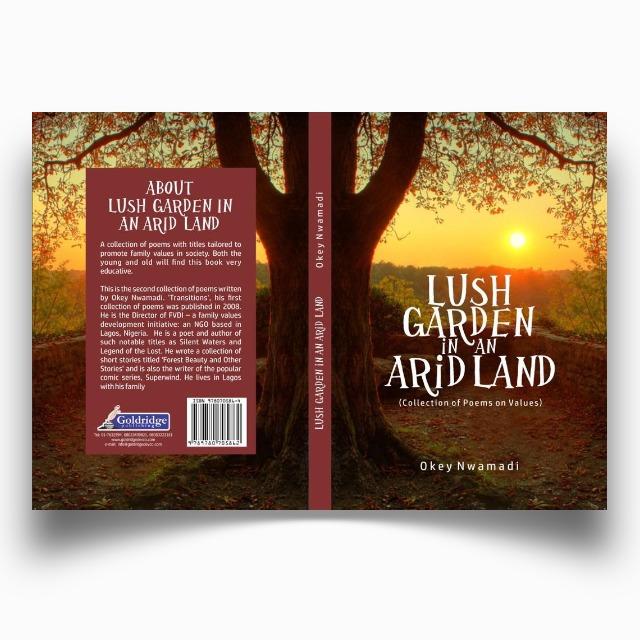 Lush Garden In An Arid Land